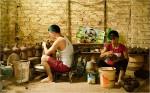 Đầu năm du xuân các làng nghề nổi tiếng cả nước
