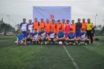 Đoàn thanh niên Sở Xây dựng Hà Tĩnh giao lưu bóng đá chào mừng Đại hội Đoàn các cấp