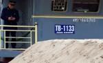 Vận chuyển trái phép gần 500m³ cát trái phép