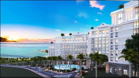 Thiên Minh Group phân phối độc quyền dự án Aloha Beach Village