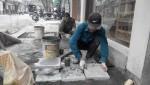 Thanh tra Hà Nội chỉ ra hàng loạt thiếu sót từ lát đá vỉa hè