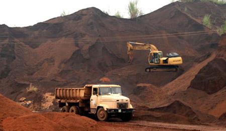 Bộ Xây dựng góp ý việc điều chỉnh điểm mỏ quặng sắt Núi Hột, Thái Nguyên