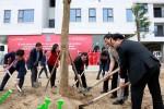Bộ trưởng Phạm Hồng Hà dự Lễ khởi công khu thiết chế văn hóa khu nhà ở xã hội KCN Yên Phong và phát động Tết trồng cây xuân Kỷ Hợi 2019