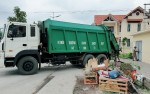 Uông Bí (Quảng Ninh): Xử lý triệt để rác thải trong dịp Tết Nguyên đán