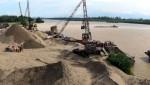 Quảng Ngãi: Tăng cường công tác quản lý hoạt động khai thác cát sỏi