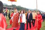 Uông Bí (Quảng Ninh): Tưng bừng khai hội Yên Tử xuân Kỷ Hợi