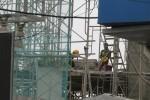 Hải Phòng: Cần đình chỉ thi công khách sạn 5 sao Pullman gây lún nứt nhà dân