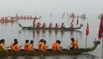 Lễ hội đua thuyền rồng Hà Nội thu hút nhiều đội quốc tế tham gia