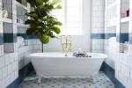 Cách trang trí nhà vệ sinh vừa đẹp, vừa tiết kiệm chi phí