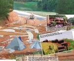 Làm rõ vi phạm trật tự xây dựng vùng lõi Khu Du lịch quốc gia hồ Tuyền Lâm