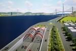 Thẩm định Báo cáo nghiên cứu tiền khả thi hầm đường bộ qua vịnh Cửa Lục