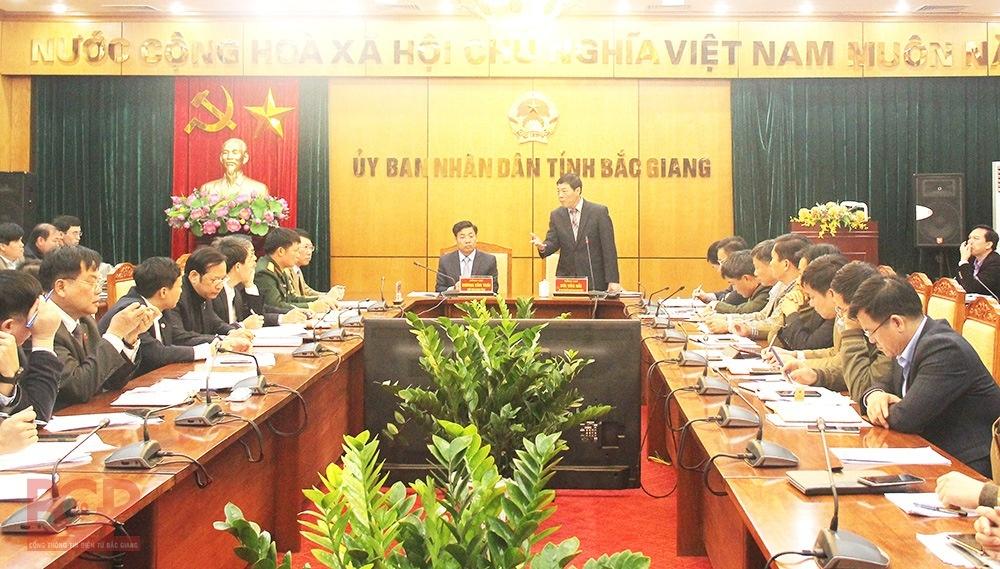Bắc Giang: Tập trung ngăn chặn dịch do virus Corona ở các khu công nghiệp, lễ hội