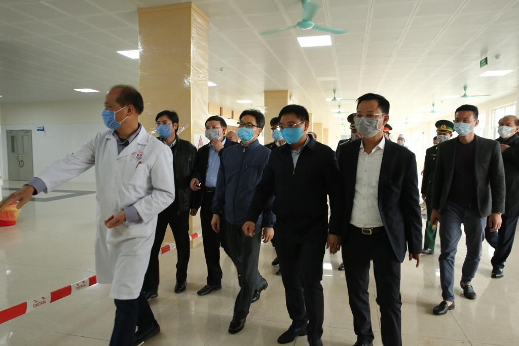 Tích cực phòng chống dịch bệnh do chủng mới virus Corona gây ra
