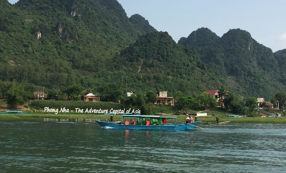 Quảng Bình: Hướng đến xây dựng một đô thị du lịch chuyên biệt mang tên Phong Nha