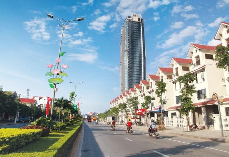 Thành phố Hà Tĩnh: Phát huy nội lực, từng bước phát triển theo hướng bền vững
