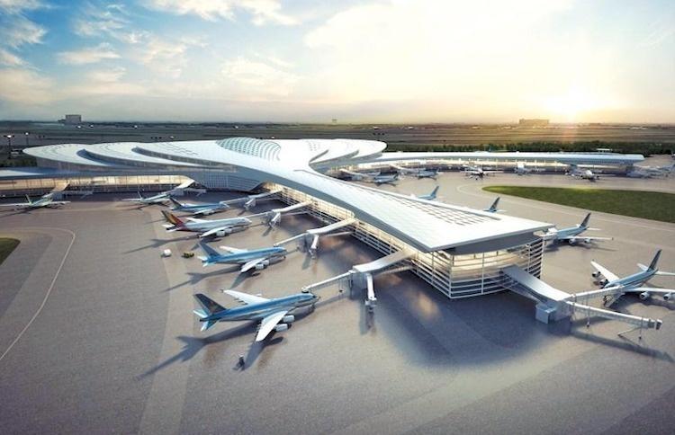 Chính phủ đốc thúc hoàn thành báo cáo nghiên cứu khả thi Sân bay Long Thành