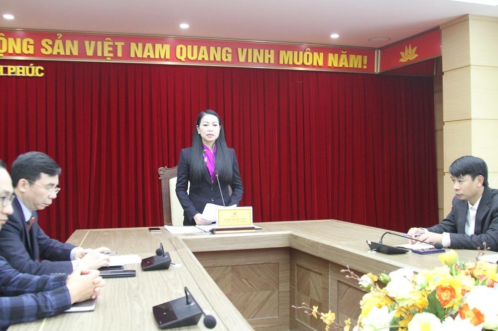 Bình Xuyên (Vĩnh Phúc): Khoanh vùng và cách ly xã Sơn Lôi từ ngày 13/2/2020