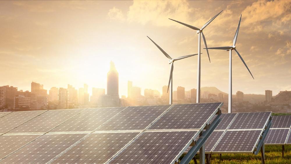 Sản lượng điện gió và điện mặt trời lần đầu tiên vượt điện than tại châu Âu