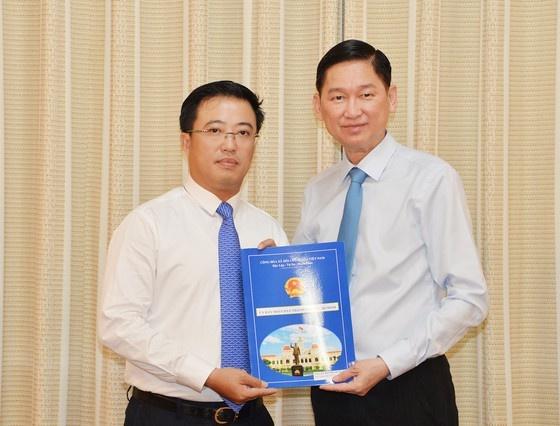 Nhân sự mới TPHCM, Quảng Trị