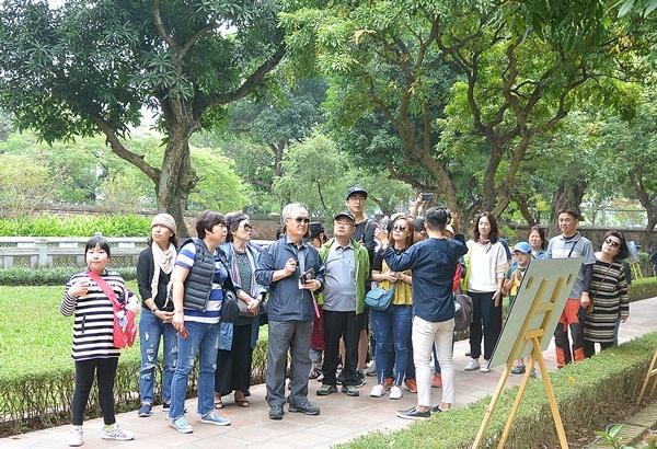 Hà Nội đón gần 29 triệu lượt khách du lịch trong năm 2019