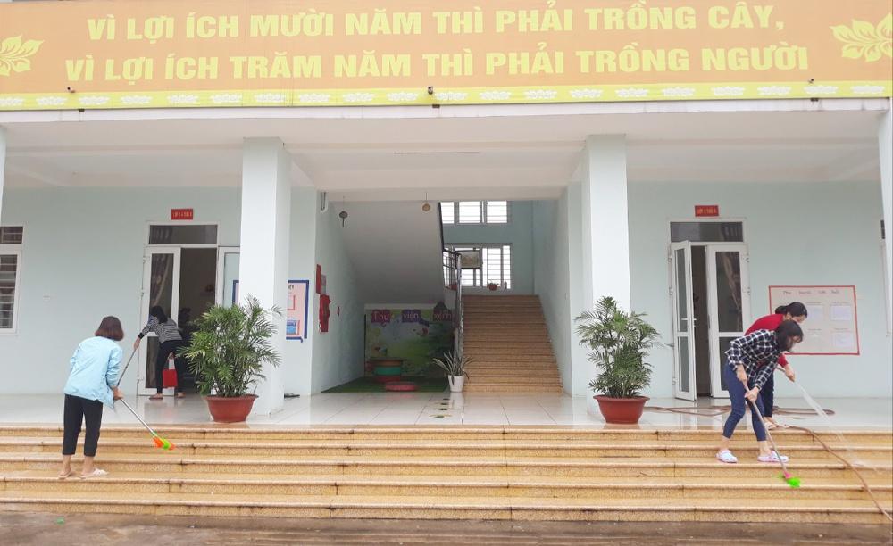 Vĩnh Phúc: Tiếp tục cho học sinh nghỉ học đến hết tháng 2/2020