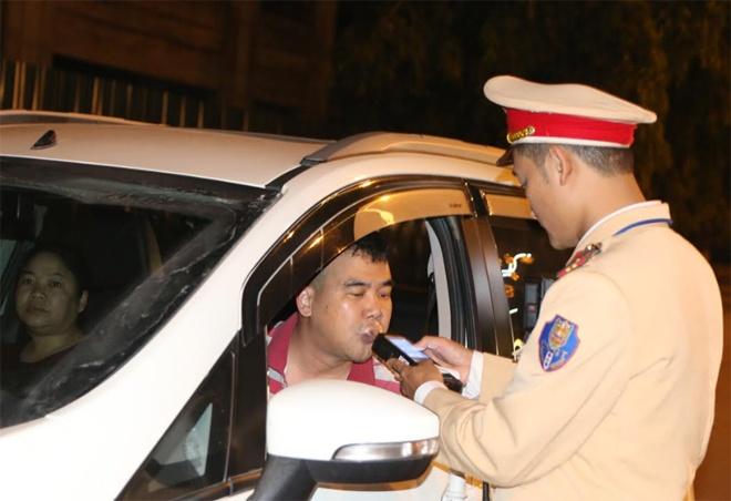 Yên Bái: Xử phạt gần 600 trường hợp lái xe vi phạm về nồng độ cồn