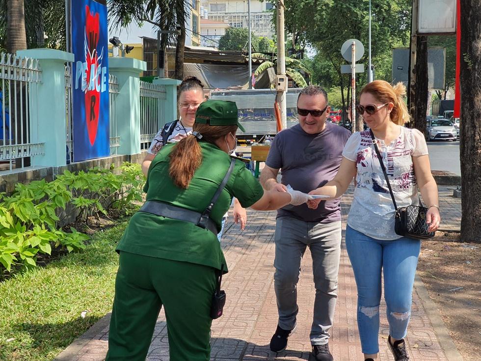 Việt Nam luôn bảo đảm an toàn cho du khách quốc tế khi đến du lịch