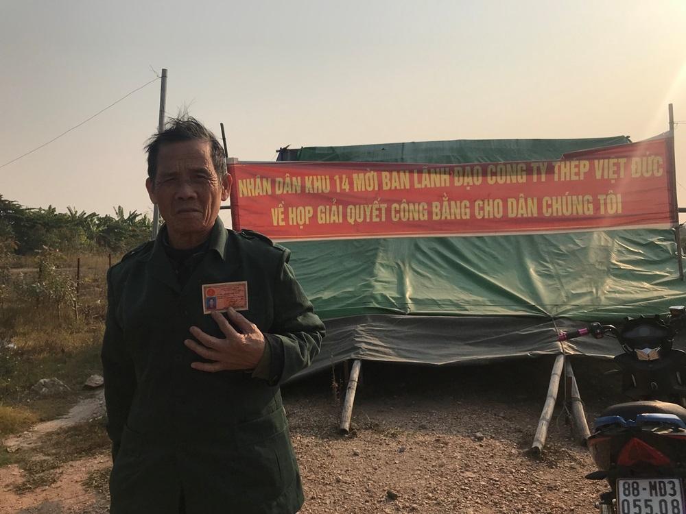 Vĩnh Phúc: Khuất tất trong việc chi trả tiền bồi thường tại dự án của Công ty thép Việt Đức?