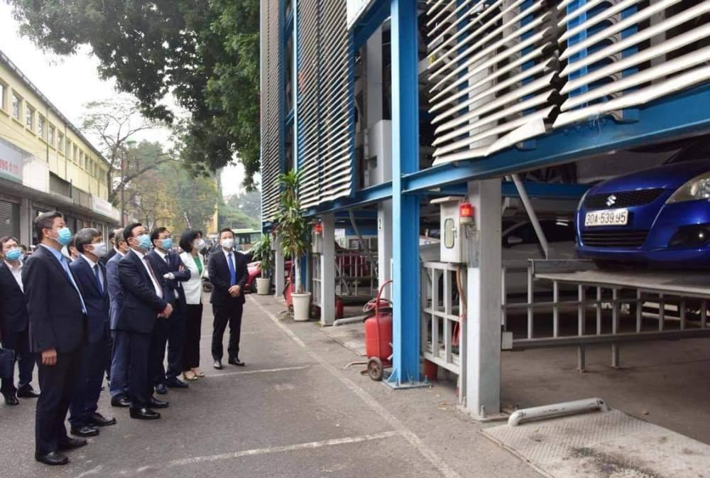 Bí thư Thành ủy Vương Đình Huệ: Xây dựng Transerco thành thương hiệu nổi trội của Hà Nội