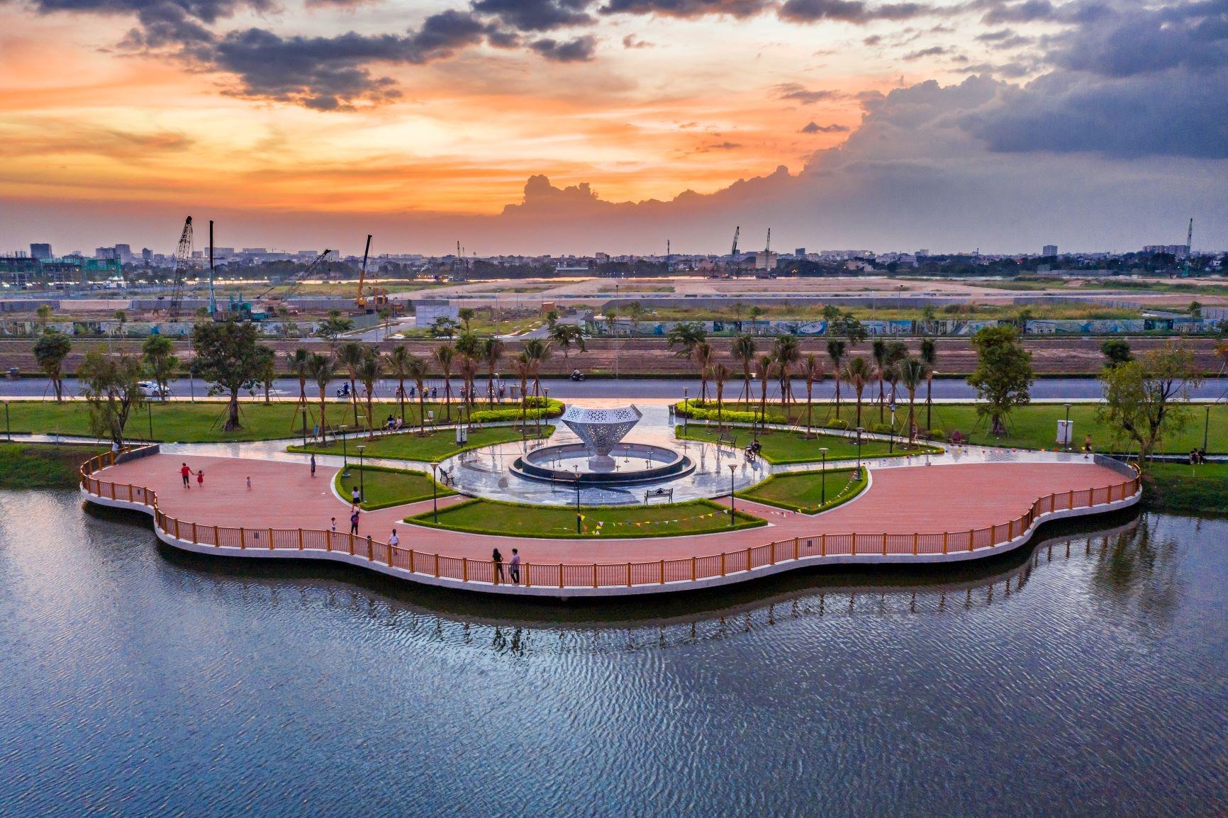 Vạn Phúc: Tiếp tục rót 3.500 tỷ đồng vào Khu đô thị Van Phuc City