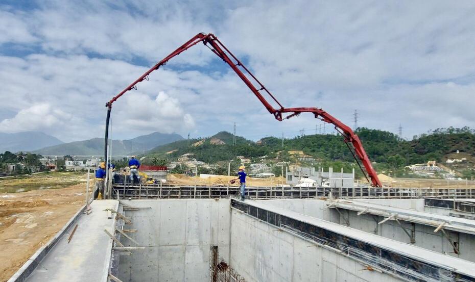 Đà Nẵng: Một số công trình trọng điểm thi công xuyên Tết