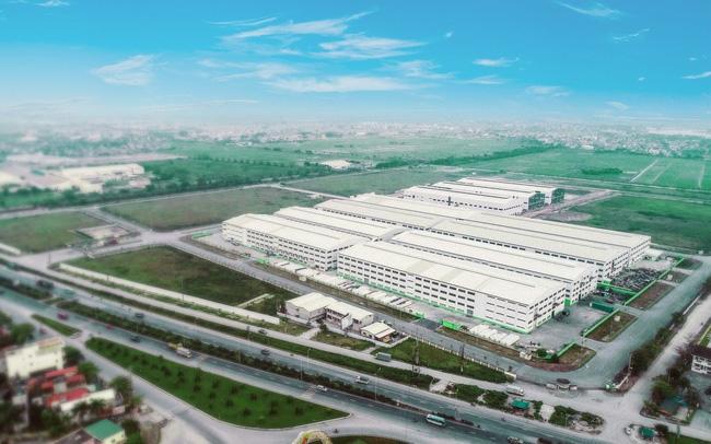 Đầu tư kết cấu hạ tầng Khu công nghiệp Quốc Tuấn - An Bình
