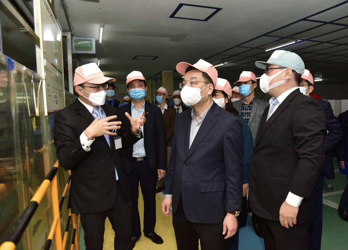 Chủ tịch UBND Hà Nội: Đột phá về công nghệ là giải pháp cho phòng chống dịch