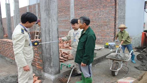 Bắc Giang: Công tác kiểm tra, xử lý vi phạm trật tự xây dựng được đảm bảo