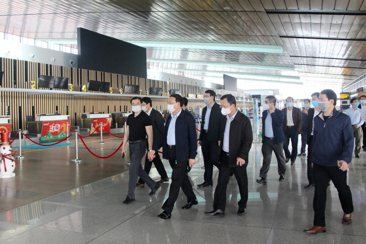 Cảng hàng không quốc tế Vân Đồn sẵn sàng hoạt động trở lại