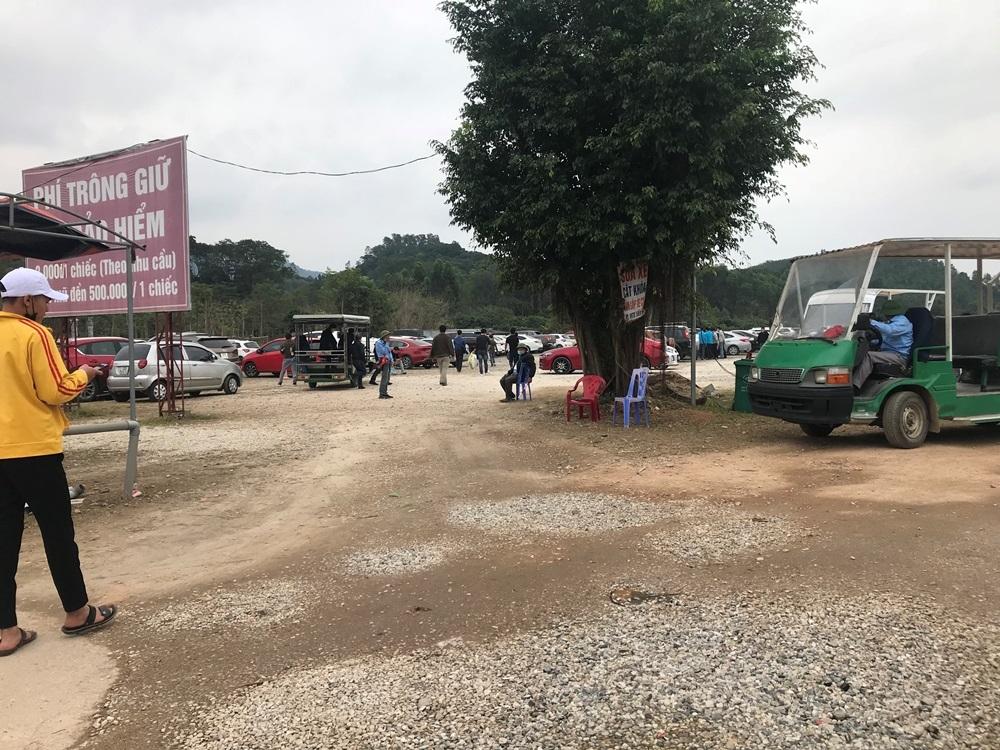 Tam Đảo (Vĩnh Phúc): Có làm ngơ cho xe điện dù vận chuyển khách tại khu di tích danh thắng Tây Thiên hoạt động?