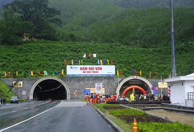 Thông tin chính thức về việc tiếp tục vận hành hầm Hải Vân 2