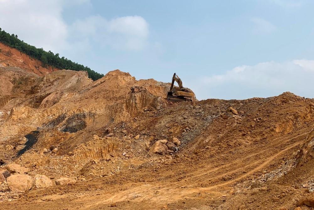 Nông Cống (Thanh Hóa): Nhiều Công ty khai thác đất bị mất mốc giới, có dấu hiệu khai thác ra ngoài