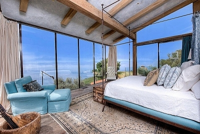 Biến nội thất căn phòng trở nên xanh mát với phong cách Địa Trung Hải