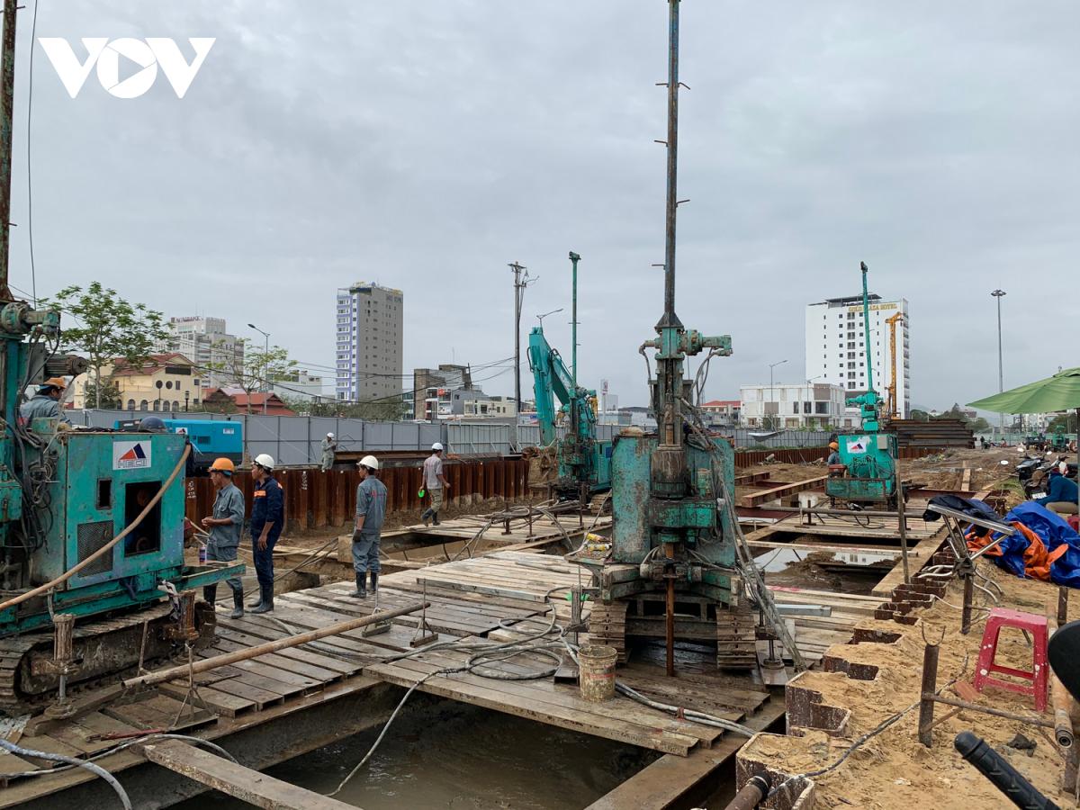 Vì sao Công trình 720 tỷ đồng ở Đà Nẵng chậm tiến độ?