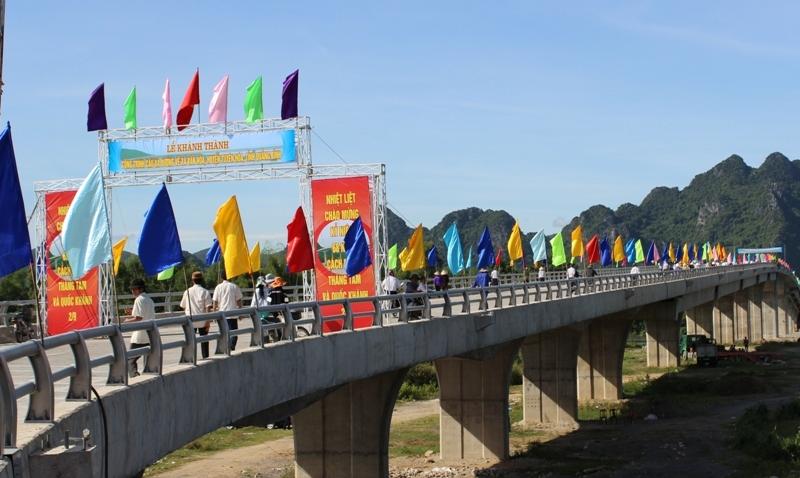 Quảng Bình: Bảo đảm kinh phí bảo dưỡng thường xuyên hệ thống đường địa phương