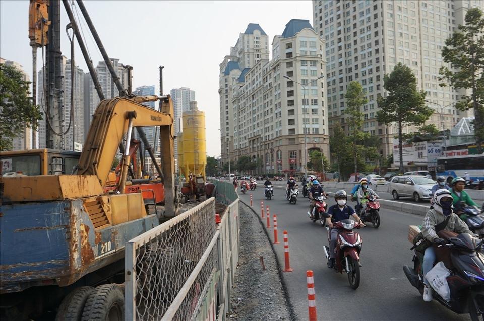 TPHCM: Nhiều công trình giao thông lớn hoàn thành trước 30.4