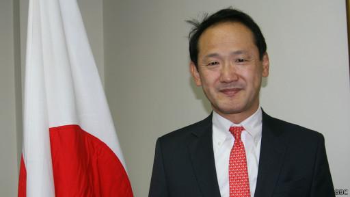 Đại biện lâm thời của Nhật tại Việt Nam Suzuki Hideo thích sống ở Việt Nam