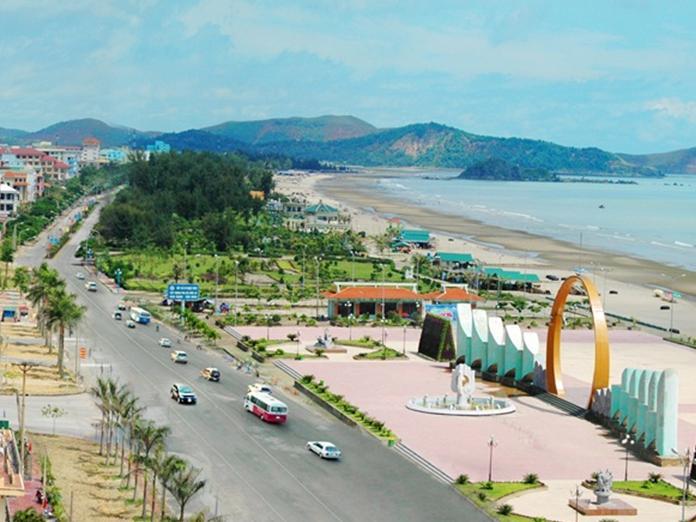 Thí điểm xây dựng thị xã Cửa Lò thành đô thị du lịch biển