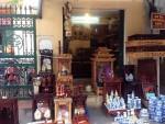 """Những quán hàng """"tí hon"""" hái ra tiền ở Hà Nội"""