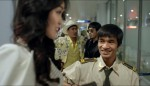 Lệ Rơi bất ngờ làm nhân viên an ninh sân bay