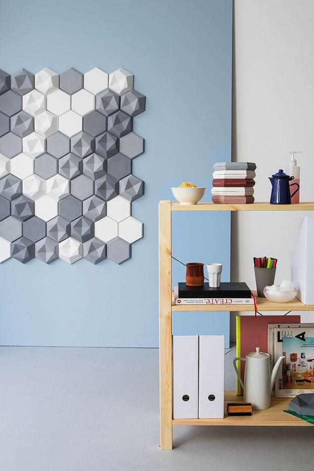 232539baoxaydung image001 Độc đáo gạch trang trí hình lục giác, ý tưởng thiết kế đặc biệt