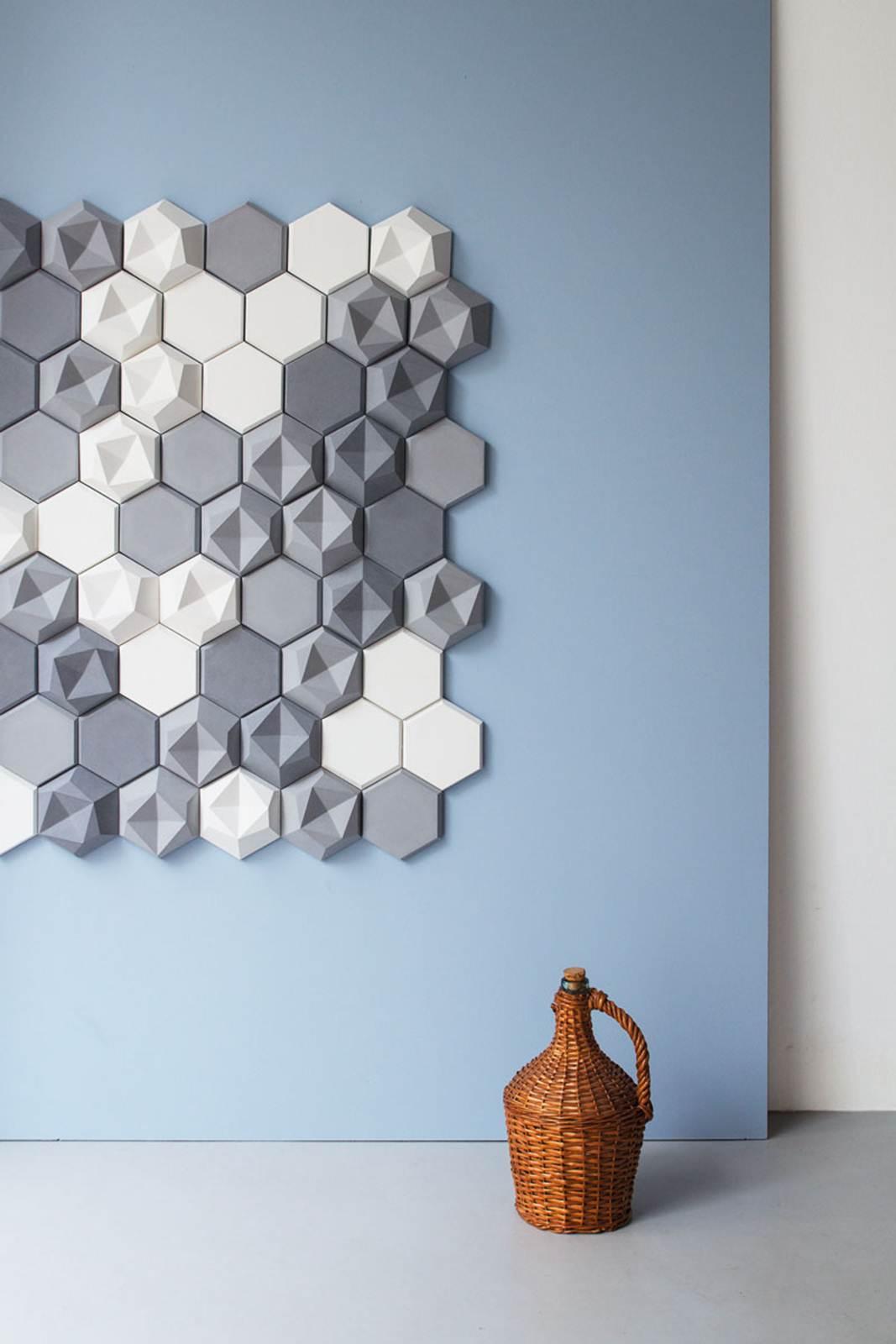 232551baoxaydung image010 Độc đáo gạch trang trí hình lục giác, ý tưởng thiết kế đặc biệt