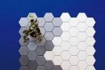 Gạch trang trí hình lục giác, ý tưởng thiết kế đặc biệt