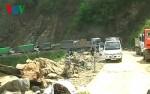 Sơn La: Sạt lở nghiêm trọng trên Quốc lộ 37 gây tắc đường